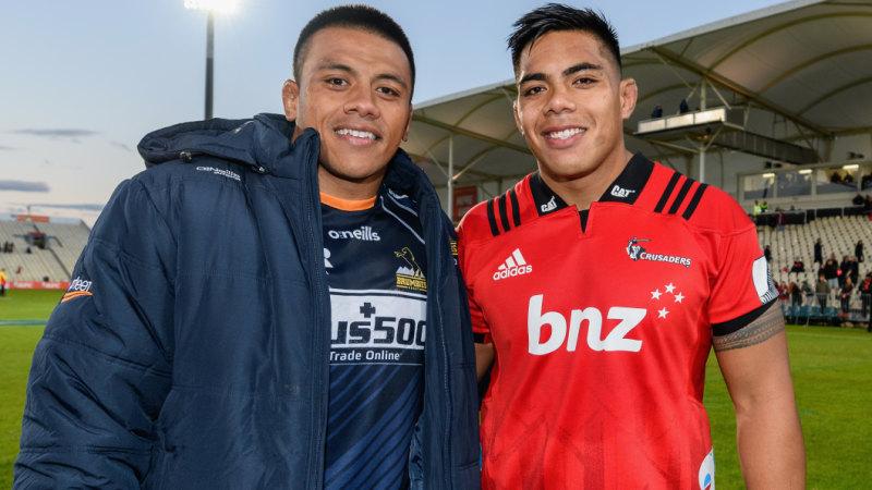 official photos d4ee5 744f2 Wallabies v Samoa: Alaalatoa brothers give pre-World Cup ...