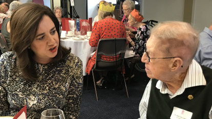 Queensland centenarians celebrate 9000 years of life experience