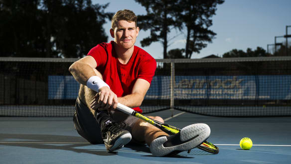 Nick Kyrgios blazes a path for Harry Bourchier