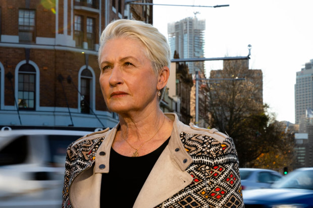 Dr Kerryn Phelps is vying to become lord mayor of the City of Sydney.