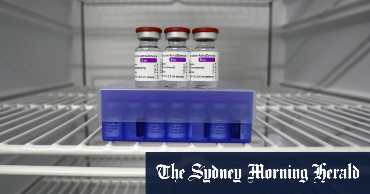 Here's what we know about AstraZeneca and that rare blood clotting disorder – Sydney Morning Herald