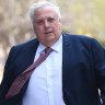 Queensland judge recuses himself from Palmer trial
