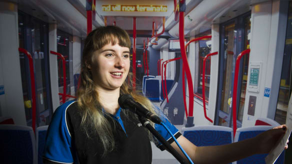College students chosen as the voices of light rail