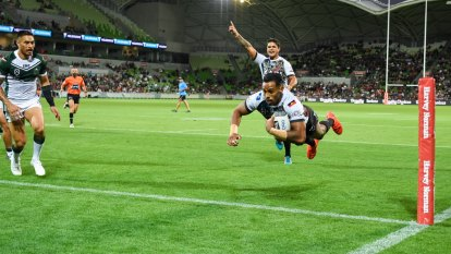 Indigenous All Stars shine brighter on glittering night for game