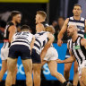 Cats leave jumper clash in AFL's court