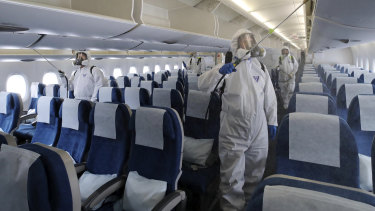 Airlines around the world have been hit hard by the coronavirus outbreak.