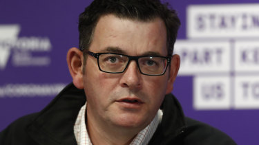 Daniel Andrews' management of Victoria's hotel quarantine program is the subject of two inquiries.
