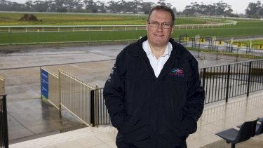 Renowned international racing recruiter Leigh Jordan.