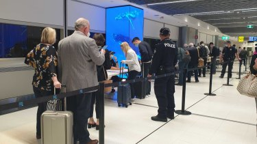 Any returning Queensland residents would be allowed to re-enter Queensland, but they must fly into either Brisbane or Cairns, and go into hotel quarantine.
