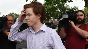 Fortnite gamer Luke Munday has pleaded not guilty to assaulting his pregnant partner while playing the video game.