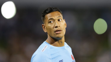 Context: How does Folau's conduct stack up when compared to the acts of some other professional sportsmen?