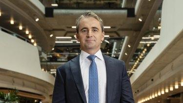 Commonwealth Bank chief Matt Comyn.
