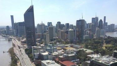 1 William Street in Brisbane.