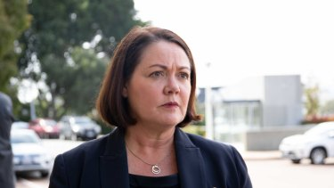WA Opposition Leader Liza Harvey has criticised the state government.