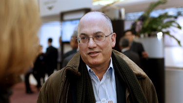 Billionaire hedge fund manager Steve Cohen.