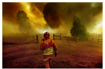 Victoria's Country Fire Authority has shed more than 5000 volunteers in eight years.