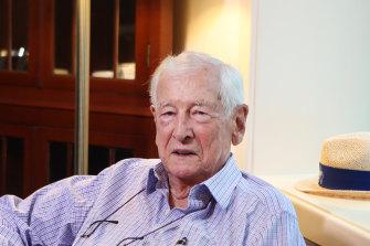 WIN TV owner Bruce Gordon is Nine's biggest shareholder.