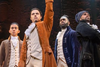 Hamilton will call Melbourne's Her Majesty's Theatre home from as early as March next year.