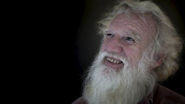 Indigenous author Bruce Pascoe.