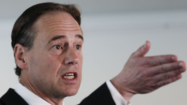 Health Minister Greg Hunt's changes to My Health Record do not go far enough, a Labor-led Senate inquiry has found.