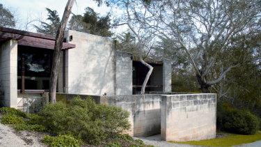 Heide Museum of Modern Art's Heide II building.