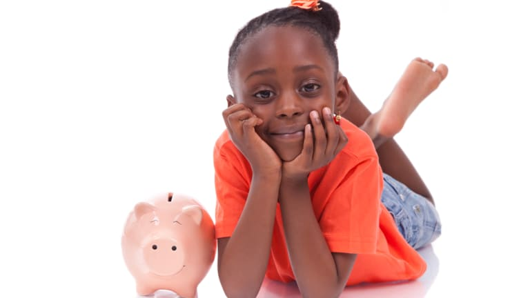 Pocket money can be a tool to teach children how to handle cash.