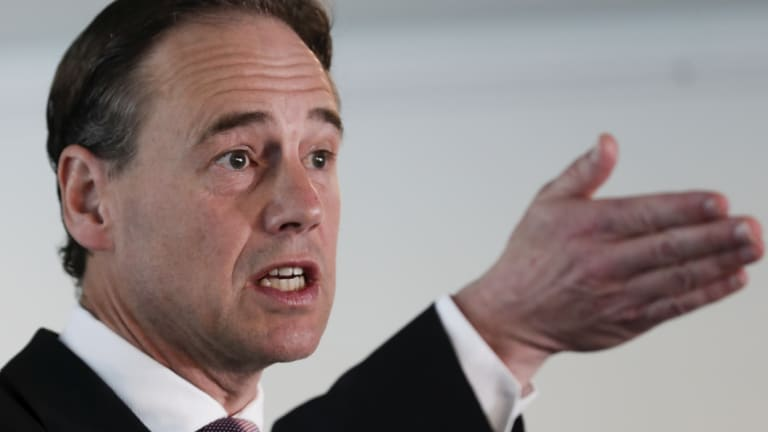 "Health Minister Greg Hunt: ""Research into causes, prevention and treatment of mental illness and suicide is vital to reduce these figures."""