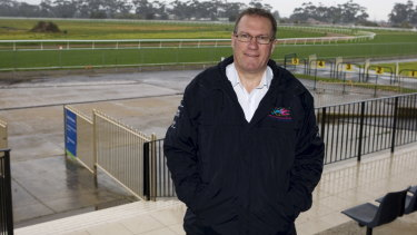 Renowned international racing recruiter Leigh Jordan.