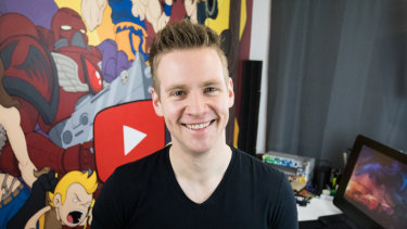 Jazza has run 'Draw with Jazza' since 2012, and has more than four million subscribers.