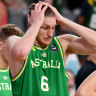 Tall Blacks punish sloppy Boomers to claim win