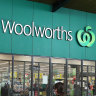 Woolies falls behind Coles in sales growth as shopping goes back to normal