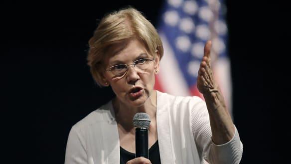 Invoke the 25th to remove Trump from office: Senator Elizabeth Warren