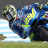 Jack and thrill: Miller sets early pace but Iannone quickest