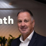McGrath CEO steps down as company returns to black