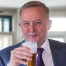 The big test for Anthony Albanese won't be his pub appeal