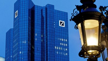 The investigation revealed that reports flagged up to $US2 trillion of fund flows, $US1.3 trillion from Deutsche Bank, that may have stemmed from criminal activity.