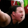 Transgender weightlifter Hubbard thankful for Olympic inclusion