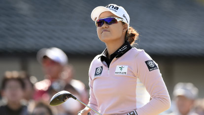 Australians chase the biggest cheque in women's golf history