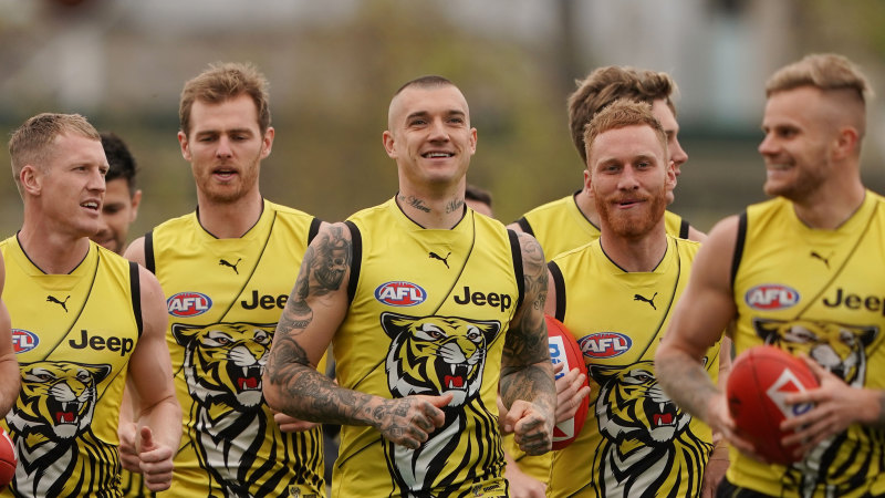 AFL clubs to resume training on Monday