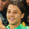Kerr-ching: Two European giants submit hefty offers for Sam Kerr