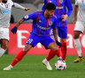 Leandro proves the difference as Glory suffer ACL loss to FC Tokyo