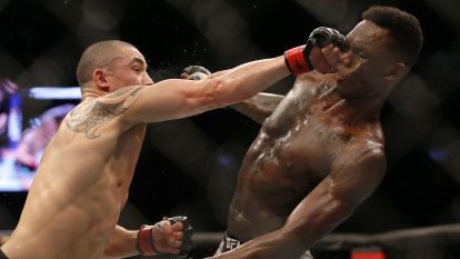 Potential Adesanya rematch staged Down Under 'makes sense': Whittaker