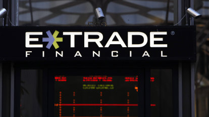 Morgan Stanley shakes up Wall Street with $20bn E-Trade deal