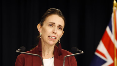 Jacinda Ardern announced gun reform immediately after the Christchurch mosque attacks.