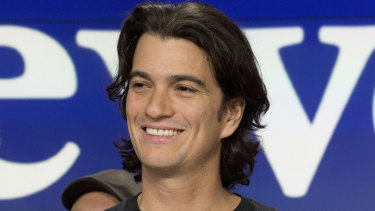 WeWork founder Adam Neumann was ousted as CEO last week.