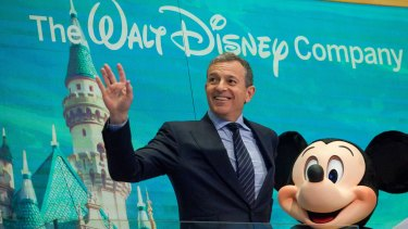 Bob Iger's decision to step down has surprised analysts.
