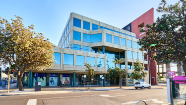 The Frankston office property sold with a 22 per cent vacancy rate