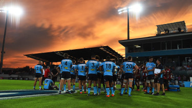 The sun may be setting on Fox Sports' coverage of Super Rugby.