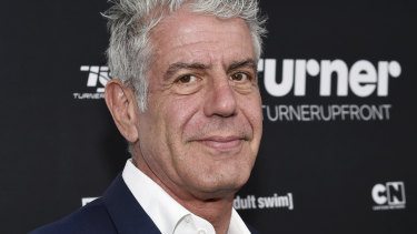 New York chef Anthony Bourdain died in France. He was 61.