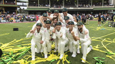Australia have dominated the Australian summer with five big wins over Pakistan and New Zealand.